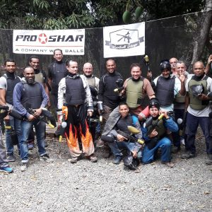 atexia team building paintball